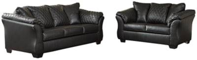 Betrillo Signature Design 2-Piece Living Room Set