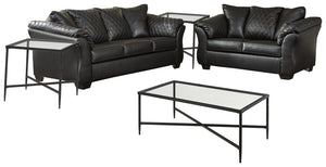 Betrillo Signature Design 5-Piece Living Room Package