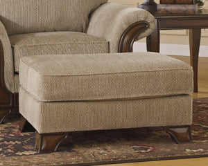 Load image into Gallery viewer, Lanett Signature Design by Ashley Ottoman