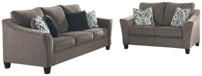 Nemoli Signature Design 2-Piece Living Room Set
