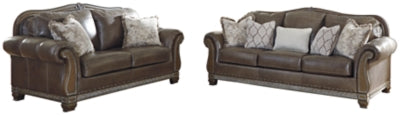 Malacara Signature Design 2-Piece Living Room Set