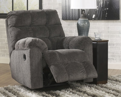Acieona Signature Design by Ashley Recliner