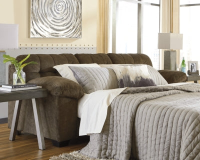 Accrington Signature Design by Ashley Queen Sofa Sleeper