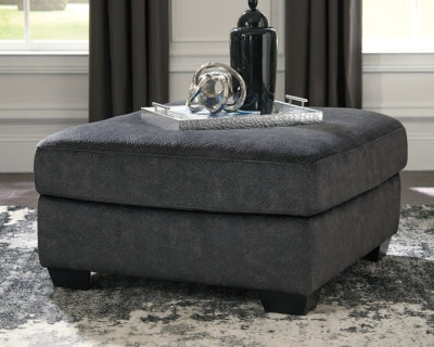 Accrington Signature Design by Ashley Ottoman