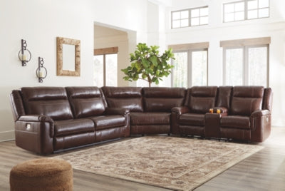 Wyline Signature Design by Ashley Sectional