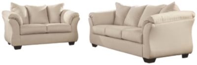Darcy Signature Design 2-Piece Living Room Set