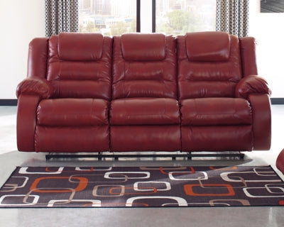 Vacherie Signature Design by Ashley Reclining Sofa