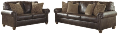 Nicorvo Signature Design  2-Piece Living Room Set