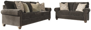 Stracelen Signature Design 2-Piece Living Room Set