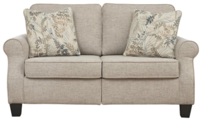 Alessio Signature Design by Ashley Loveseat