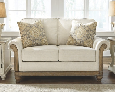 Stoneleigh Benchcraft Loveseat