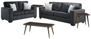 Altari Signature Design 5-Piece Living Room Package