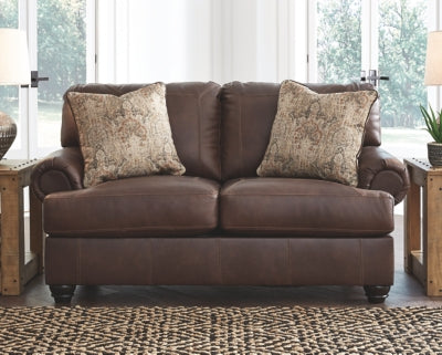 Beamerton Signature Design by Ashley Loveseat