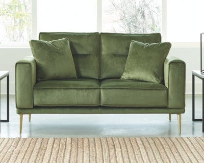 Macleary Signature Design by Ashley Loveseat