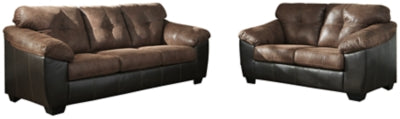 Gregale Signature Design 2-Piece Living Room Set