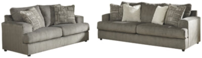 Soletren Signature Design 2-Piece Living Room Set