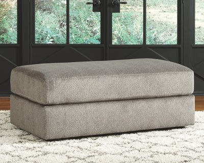 Soletren Signature Design by Ashley Oversized Accent Ottoman