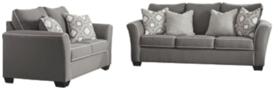 Domani Signature Design 2-Piece Living Room Set
