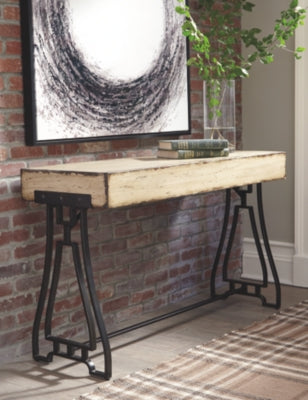 Vanport Signature Design by Ashley Sofa Table