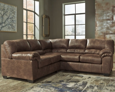 Bladen Signature Design by Ashley 2-Piece Sectional