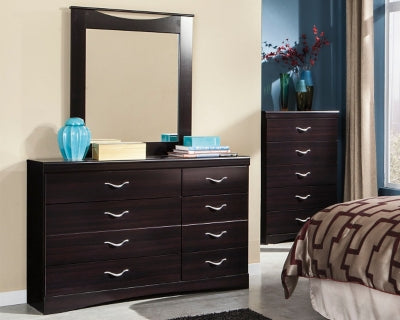 Zanbury Signature Design by Ashley Dresser and Mirror