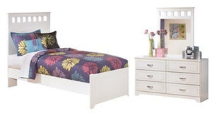 Load image into Gallery viewer, Lulu Signature Design 5-Piece Bedroom Set