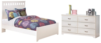 Load image into Gallery viewer, Lulu Signature Design 4-Piece Bedroom Set