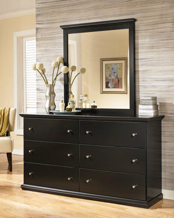 Maribel Signature Design by Ashley Bedroom Mirror