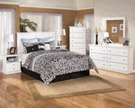 Bostwick Shoals Signature Design by Ashley Bedroom Mirror