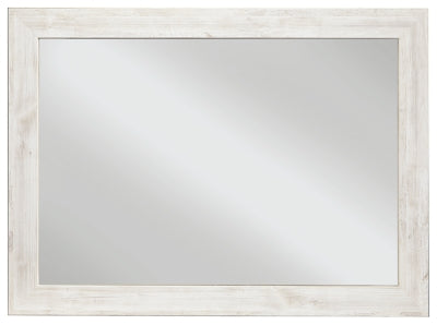 Paxberry Signature Design by Ashley Bedroom Mirror