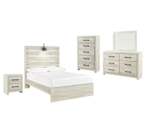 Cambeck Signature Design 7-Piece Youth Bedroom Set