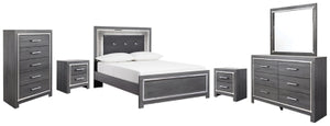 Load image into Gallery viewer, Lodanna Signature Design 8-Piece Bedroom Set