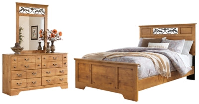 Bittersweet Panel Bed Signature Design 5-Piece Bedroom Set