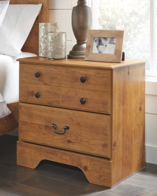 Bittersweet Signature Design by Ashley Nightstand