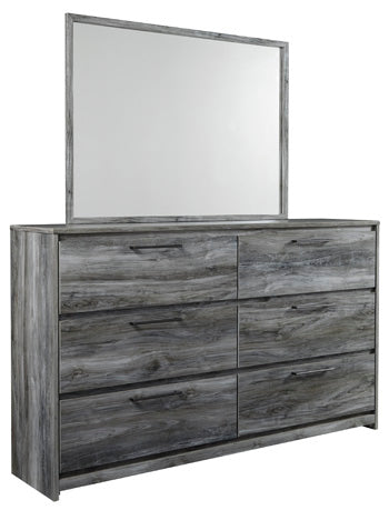 Baystorm Signature Design by Ashley Bedroom Mirror