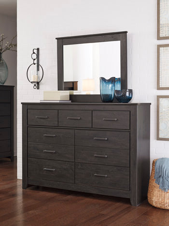 Brinxton Signature Design by Ashley Bedroom Mirror