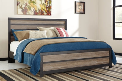 Harlinton Signature Design by Ashley Bed