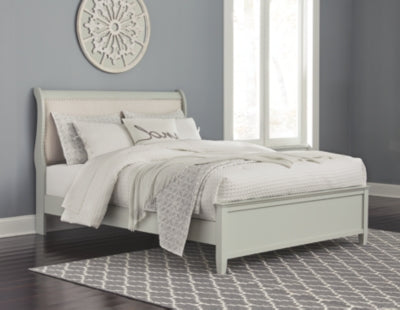 Jorstad Signature Design by Ashley Bed
