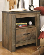 Trinell Signature Design by Ashley Nightstand