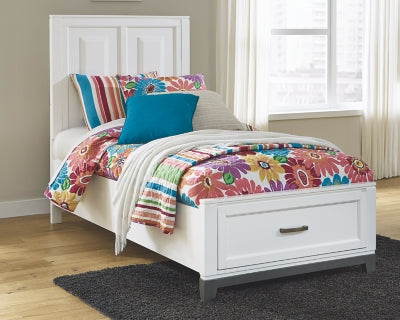 Brynburg Benchcraft Twin Panel Bed