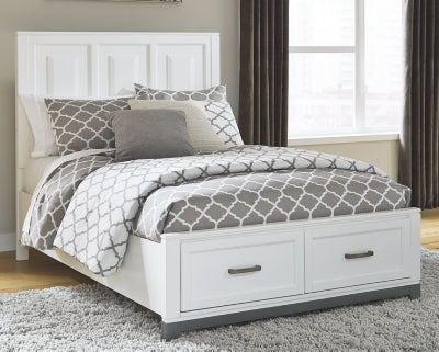 Brynburg Benchcraft Full Panel Bed
