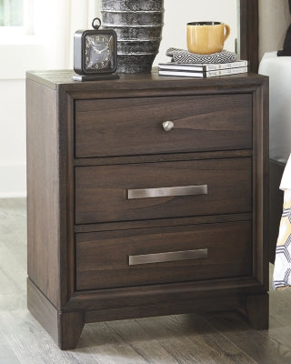 Brueban Signature Design by Ashley Nightstand