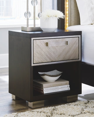 Maretto Signature Design by Ashley One Drawer Night Stand