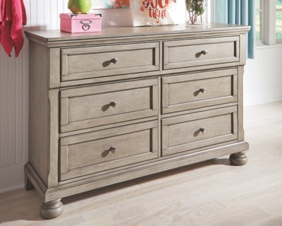 Lettner Signature Design by Ashley Youth Dresser