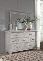 Brashland Signature Design by Ashley Bedroom Mirror