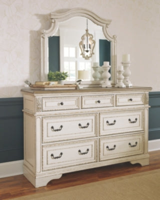 Realyn Signature Design by Ashley Dresser and Mirror