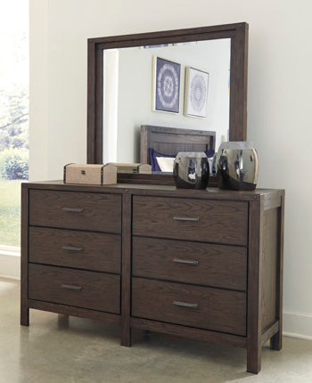 Dellbeck Millennium by Ashley Bedroom Mirror