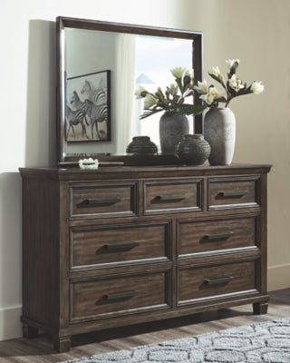 Johurst Signature Design by Ashley Dresser and Mirror