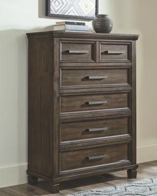 Johurst Signature Design by Ashley Five Drawer Chest