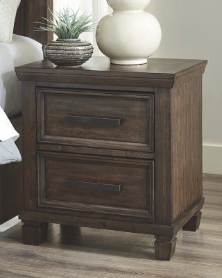 Johurst Signature Design by Ashley Two Drawer Night Stand